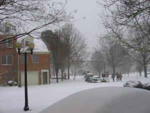 Hampton Roads Snow Storm 2010