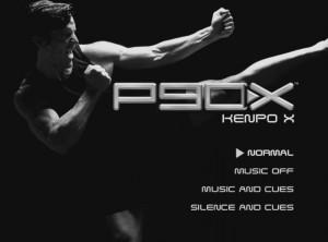 P90X Kenpo X