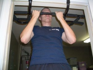 P90X Reverse Grip Chin-up