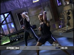 P90X Kenpo X Elbow Series