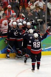 Team USA Olympics Ice Hockey