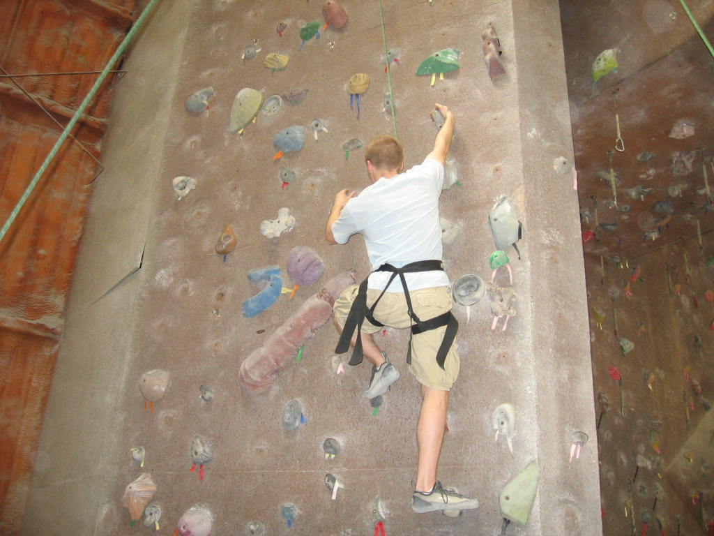 Rock Climbing in Virginia Beach, VA