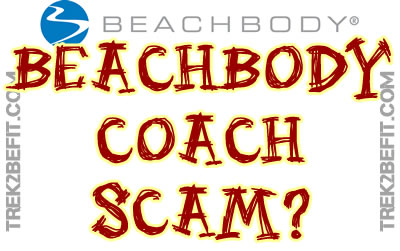 Beachbody Coach Scam