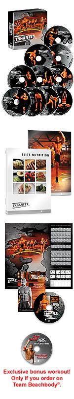 Insanity Schedule And Insanity Calendar PDF Downloads – Trek2BeFit com