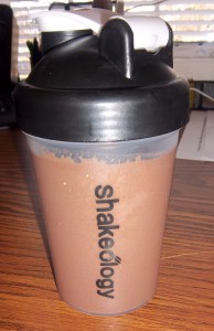 Chocolate Shakeology - P90X Shakeology