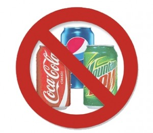 Just Say No To Soda