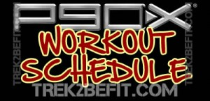 P90X Workout Schedule