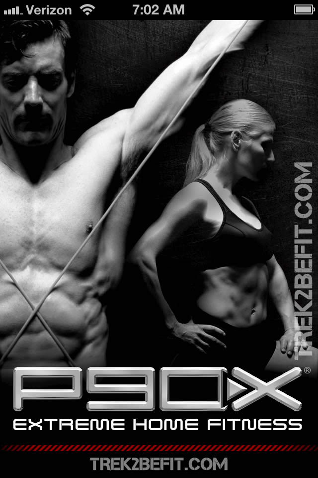 P90X App – Trek2BeFit com