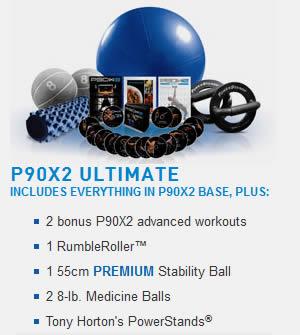 P90X2 Ultimate