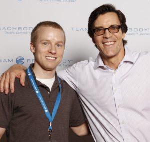 Tony Horton & Me!