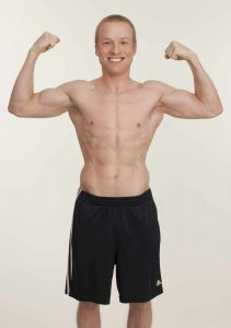 P90X2 After Front