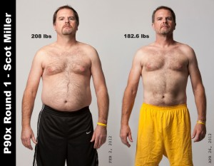 Scot's P90X Results P90x Meal