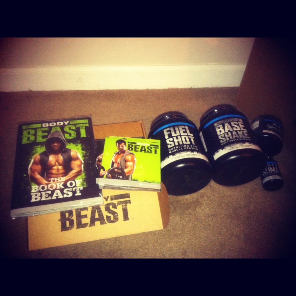 Body Beast Workout