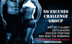 no excuses challenge group